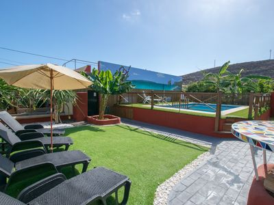 Photo for House with Exotic Gardens (AP2) - House for 5 people in Güimar
