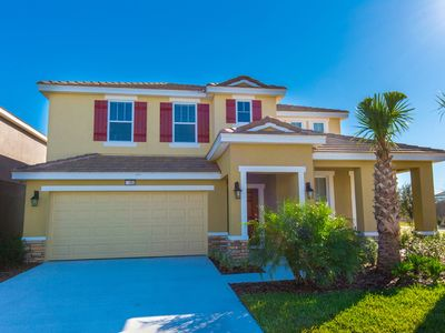 Photo for DISCOUNTS AVAILABLE – Solterra - 5  Bed - NO RESORT FEES, Lazy River, Waterslides
