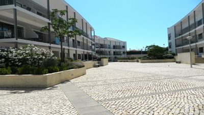 Photo for Modern Family Apto in Town Centre of Tavira with Swimming Pool, WIFI + Cable TV