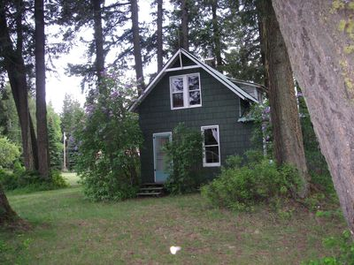 Photo for Little House on 5 Acres just outside Sandpoint