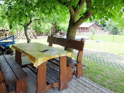 Photo for Vacation home Fekete (BAC117) in Badacsonytomaj - 4 persons, 2 bedrooms