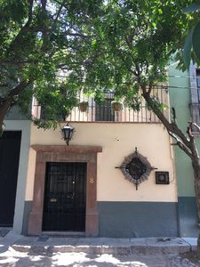 """Photo for """"Dos Arboles"""" HOUSE IN PERFECT LOCATION - 2 BR, 2.5 Bath + Office & ROOF PATIO"""