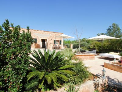 Photo for Cottage in Majorca with Private Garden, Terrace and Barbecue
