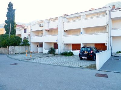 Photo for Apartment Anita, (15649), Baška, island of Krk, Croatia