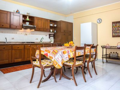 Photo for independent villa located a few minutes walk from the beach in quiet area