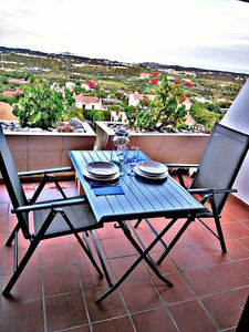 Photo for Panoramic apartment with sea view
