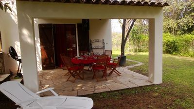 Photo for Charming home with large garden, quiet