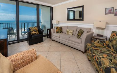 Photo for **7 Night SPECIALS!** Island Winds West - Beach Front 1BR