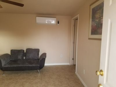 Photo for Newer Furnished GuestHouse Central Tucson TV Wifi Chromecast