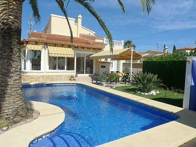 Photo for Vacation home Navelina in Dénia - 6 persons, 3 bedrooms