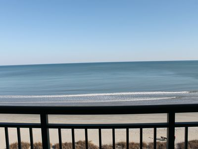 Photo for Last Minute Booking Special for May! 20% Off this Direct Oceanfront Studio