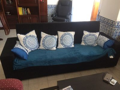 Photo for APARTMENT 120 m2 3 Bedrooms, close to LISBON 15km, 10 KMS FROM THE BEACH