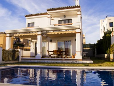 Photo for Detached house in quiet area with the best climate near the beach