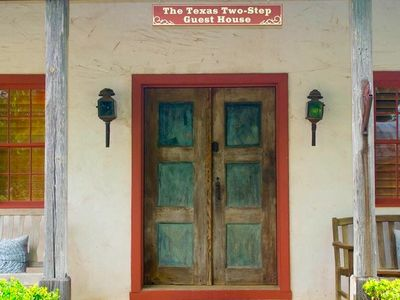 Photo for Texas Two Step Guesthouse