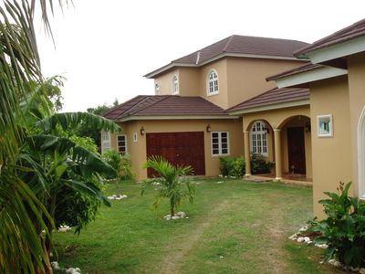 Photo for Lookover Villa Duncans Bay/ Silver Sands Area 3 minute walk to the Caribbean Sea