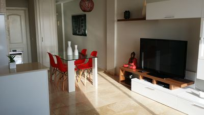 Photo for PALM MAR 4H 1 BEDROOM WITH INCREDIBLE SEA VIEW AT PALM M