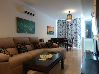 Photo for Casa Jurinea Beach with sea view and pool