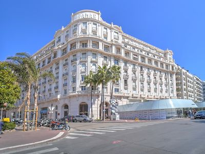 Photo for IMMOGROOM - Studio - Front of the CROISETTE - 1 min from beach - CONGRESS