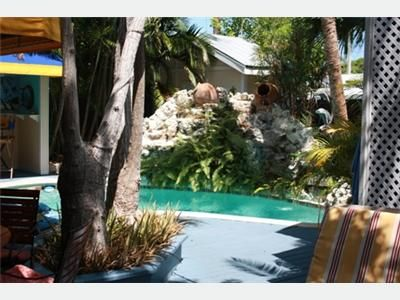 Your private pool at Southernmost Oasis