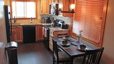 Photo for Cowboy Condo: Two Bedroom Downtown Whitefish Condo Finished Top Notch