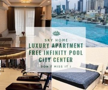 Photo for 2 BRs  LUXURY APARTMENT ⭐CITY CENTER⭐FREE POOL & GYM⭐FREE PICKUP