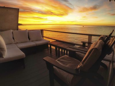 Photo for Suite 8 ~ Carbon Beach In Central Malibu