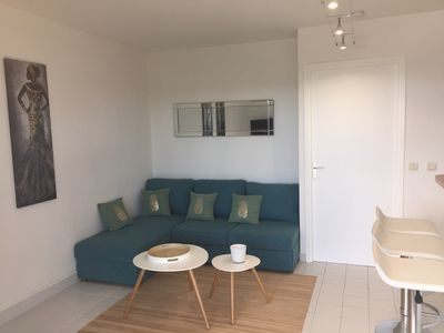 Photo for Saint-François: New 2 bedroom apartment in the heart of the residence MANGANAO