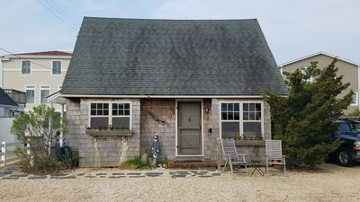 Photo for Charming Original Cape Style in the Dunes section of LBI