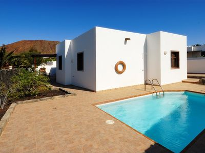 Photo for Villa Red Mountain  with Private Pool 3 Bedrooms!