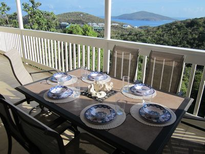 Balcony Dining/Grilling