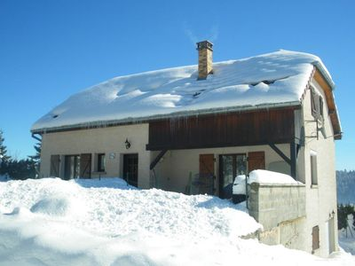 Photo for Detached house 3 * in the heart of Jura / 10 people