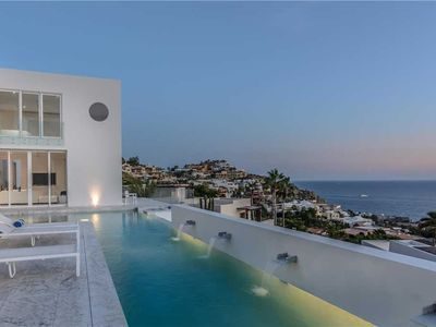 Photo for Villa Besame - Stunning Modern Design & Gorgeous Ocean Views