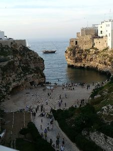 Photo for Well-finished cottage in the heart of Polignano a Mare