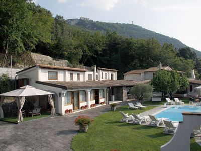 Photo for Casa Ale Maratea Villa Carolina - Camera Siepe - Bed&Breakfast for 2 people in Maratea