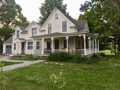 Photo for Pretty Farmhouse w/ AGA Cooker - 2 Master Suites - 3 Miles to Great Barrington