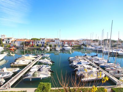 Photo for Lovely renewed 4-room apartment in Port Grimaud
