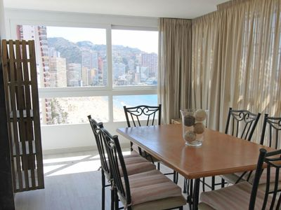 "Photo for Apartment right near the ""Playa de Levante"" in Benidorm with Lift, Internet, Washing machine, Air conditioning (667325)"