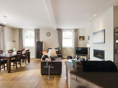 Photo for Spacious Belsize Park Gem apartment in Brent with .