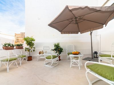Photo for House in the heart of Marsala with terrace-Free Internet Connection
