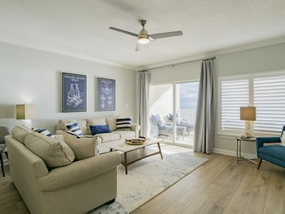 Photo for Newly Renovated -  2 Bedroom 2 1/2 Bath - On The Beach!