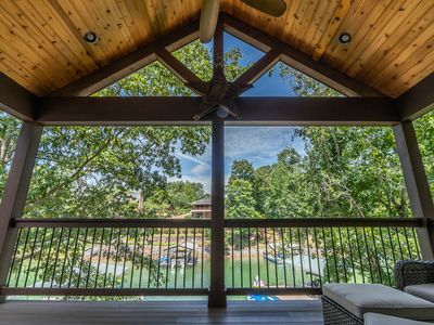 Photo for Lakefront House Steps Away from Swimming, Boating, Kayaking & Relaxing