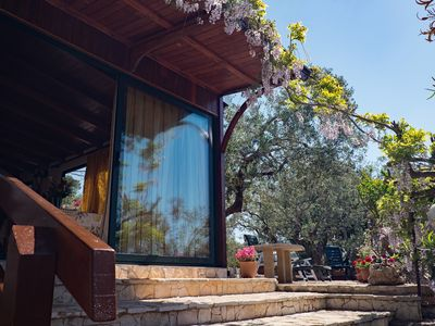 Photo for Villa in front of the Ionian Sea immersed in olive groves in Salento