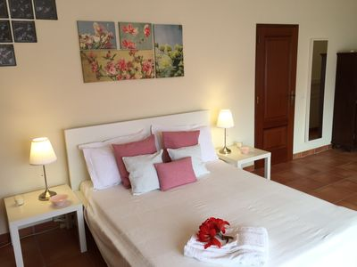 Photo for spacious apartment in the center of Carvoeiro, a 2-minute walk from the beach