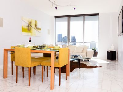 Great Value!! All Inclusive Monthly Rental-On The Water!! Brickell Rising!!