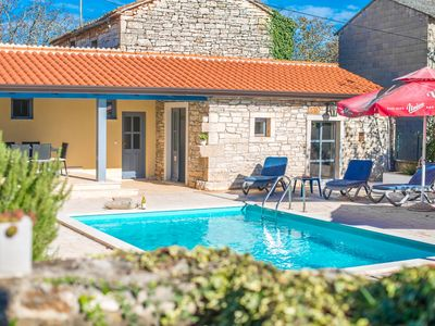 Photo for A Beautifully Renovated Traditional Stone Villa with Private Pool in a Tranquil Location !