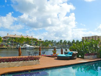 Photo for VOTED BEST FORT LAUDERDALE LOCATION! WALK TO SHOPS, RESTURAUNTS, & BEACH.