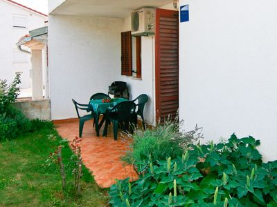 Photo for Apartment with big terrace and garden near beutiful beaches