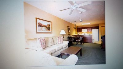 Photo for Lake Harmony Resort with Jacuzzi, Water Park, Beach, Golf & Resort Activities