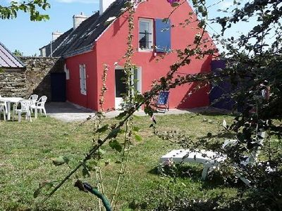Photo for Charming comfortable house on the island of groix