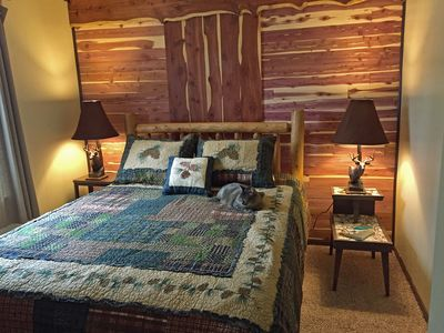 Photo for Private Cabin on the Conejos River, Pet Friendly, Sleeps 6